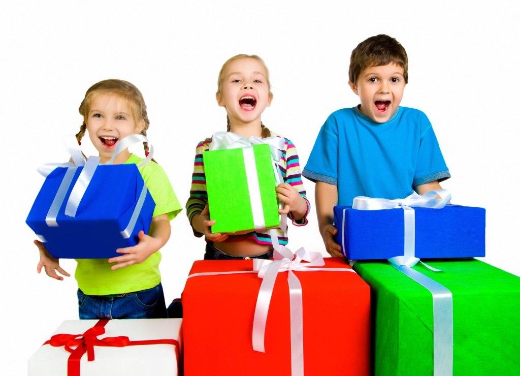 Сюрприз подарок для детей 310